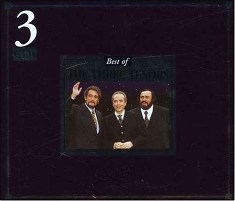 the best of the 3 tenors the best of the three tenors cd covers