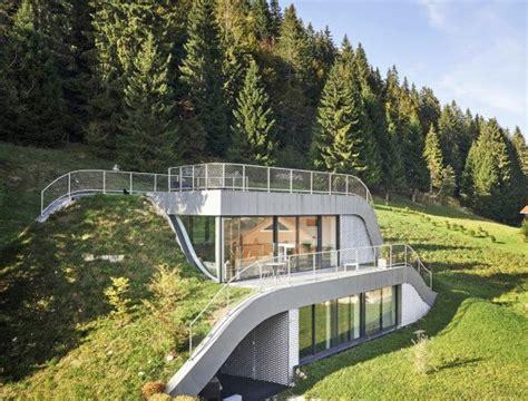 wavy green roofed casa jura disappears  frances