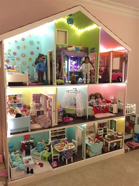 girl doll houses best 25 american girl dollhouse ideas on pinterest