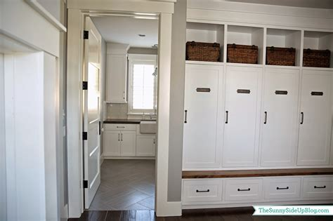 Mud Room Dimensions my new organized mudroom the sunny side up blog