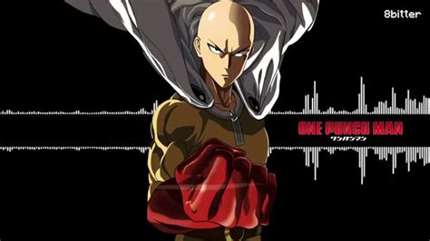 theme line one punch man saitama main theme one punch man ost 8 bit remix cover