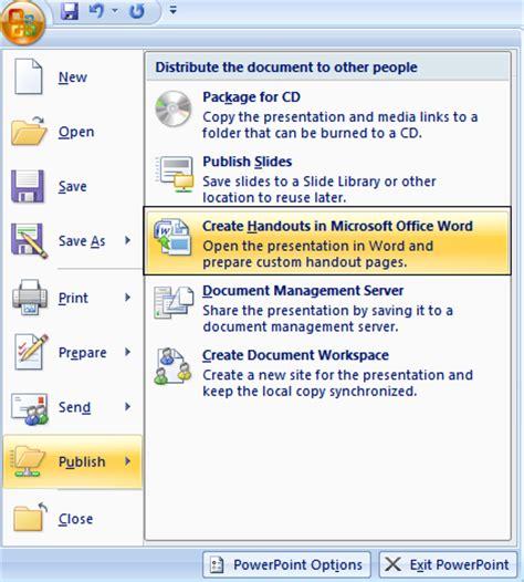 tutorial powerpoint 2007 docx convert pptx to docx file format easytweaks com