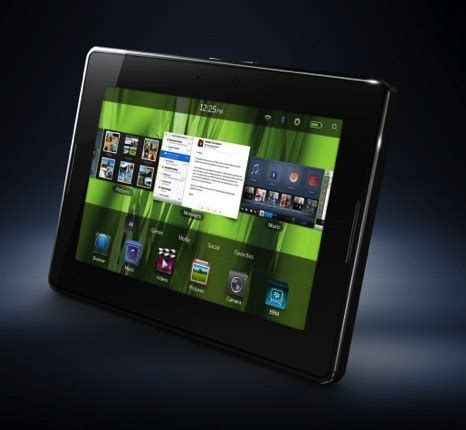 Tablet Blackberry meet blackberry playbook a tablet pc from zdnet