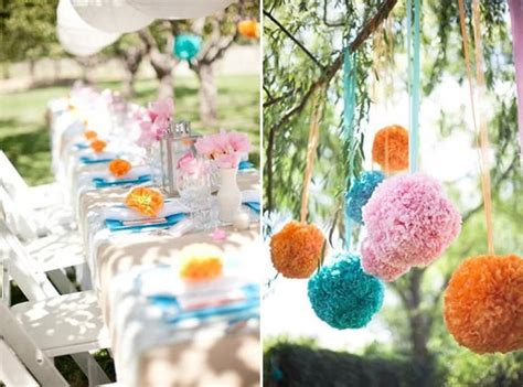 outdoor themed bathroom decor 33 beautiful bridal shower decorations ideas table