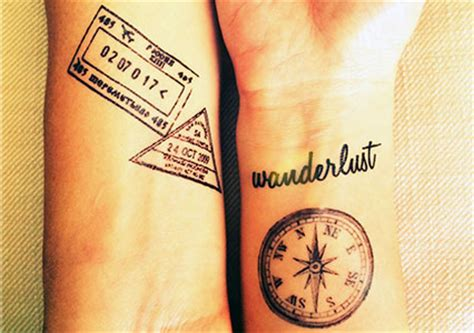 wanderlust tattoo designs amp travel tattoo ideas happy
