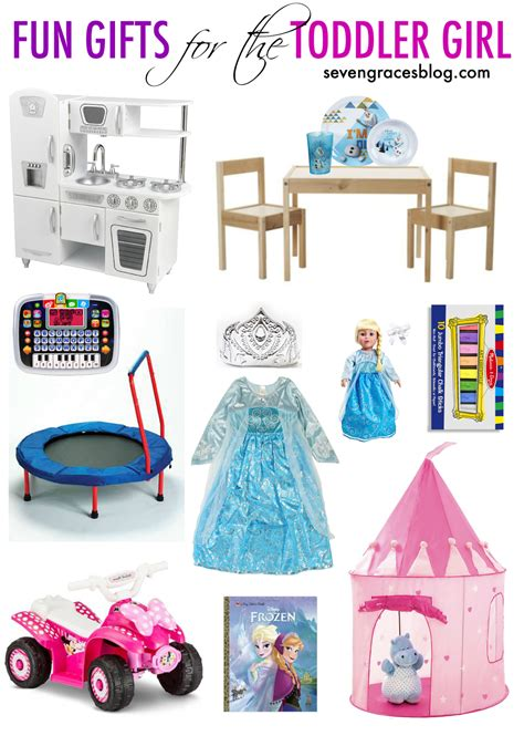 Gift Ideas From Toddlers - gifts for the toddler seven graces