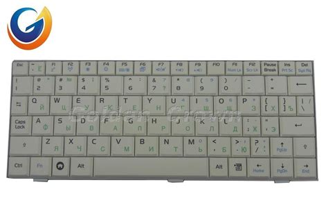keyboard layout picture china laptop keyboard teclado for asus epc700 701 white