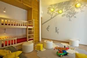 Manhattan Bedroom Set wandtattoo kinderzimmer kreative kinderzimmergestaltung