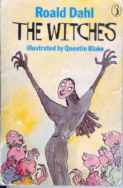 the witch an autobiography books roald dahl minx sa