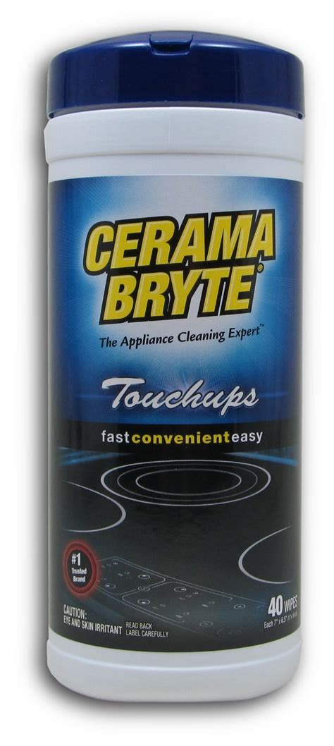 ceramic cooktop cleaning cerama bryte ceramic cooktop cleaner touchups ebay