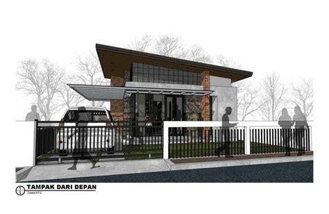 desain rumah natural modern 75 model desain rumah minimalis sederhana tapi mewah dan