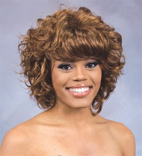 stacked hair with perm haircuts on pinterest curly perm perms and inverted bob