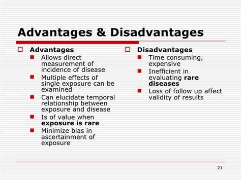 blind study advantages epidemiological studies