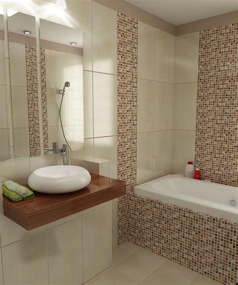 Badezimmer Wd by Bilder 3d Interieur Badezimmer Braun Beige Wei 223 Baie