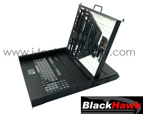 kvm rack drawer rugged military 1u rackmount 19 quot lcd keyboard monitor