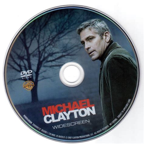 www clayton com michael clayton scanned dvd labels michael clayton cd