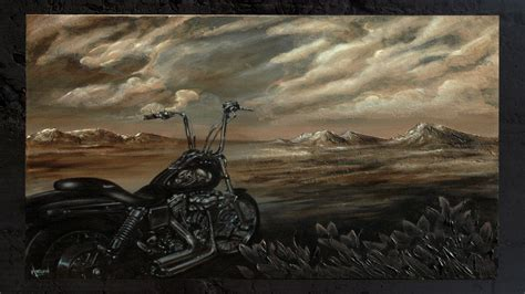Motorradlackierungen Bilder by Motorcycle Canvas By Designs