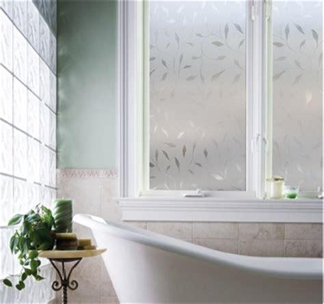 Badezimmer Windows Privacy by Interior Depot インテリアデポ 窓ガラス フィルム ステンドグラス風 窓ガラス ウインドウフィルム