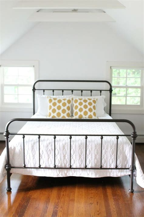 white wrought iron bed best ideas about white iron beds bed frames with wrought