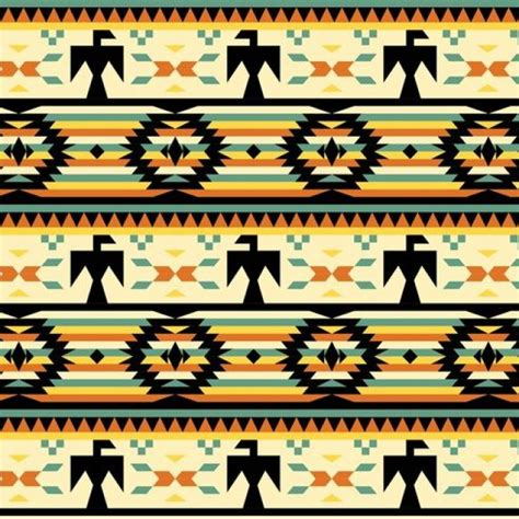 navajo pattern vector free free vector native american pattern free vector 23142