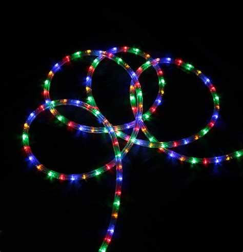 holiday time rope christmas lights warm white 15ft led