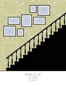 Stair Photo Gallery by Stair Gallery Photo Display Pinterest