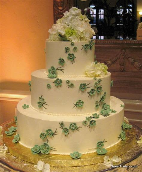 1281507179838 3tierrdbcspfloral huntington wedding cake - Wedding Cakes In Huntington Ca