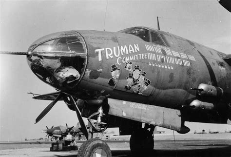 Magasine Merauder Ori Usa b 26 marauder truman committee nose 322nd bomb world war photos