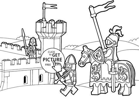 coloring pages lego knights image gallery lego knights coloring pages