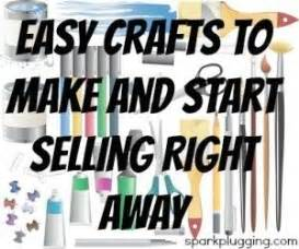 How To Start Selling Handmade Items - helpful hints to and craft business on