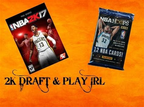 Mba 2k 17 Pack Opening by Nba 2k 17 Pack And Play Irl So