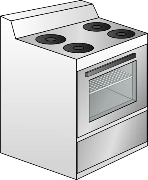 kitchen stove stove clip art at clker com vector clip art online royalty free public domain