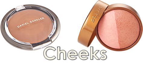 Stila Baked Cheek Duo Pink Glow get the look make up for a summer glow