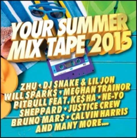 Cd Justice Crew Mix Cd 1 various artists your summer mix 2015 2cd
