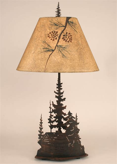 Coupon Code For Rugs Usa Cabin Metal Art Table Lamp With Nightlight Large