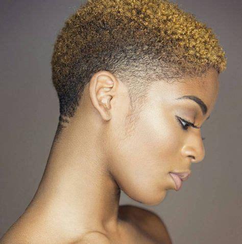blonde natural haircuts short natural hairstyles natural hairstyles for short hair