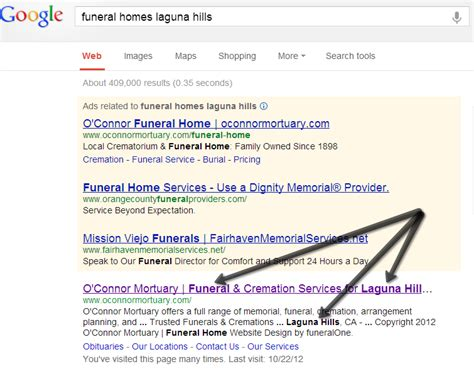 funeralone blog 187 blog archive funeral home website design funeralone blog 187 blog archive why seo is critical to your