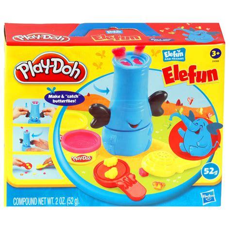 play doh play doh elefun elephant mini play set 52g play dough ebay