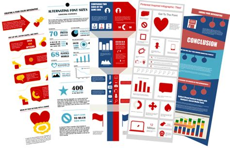 3 Manieren Om Een Infographic Te Maken Content Marketing Specialist Google Plus Infographics Template Powerpoint