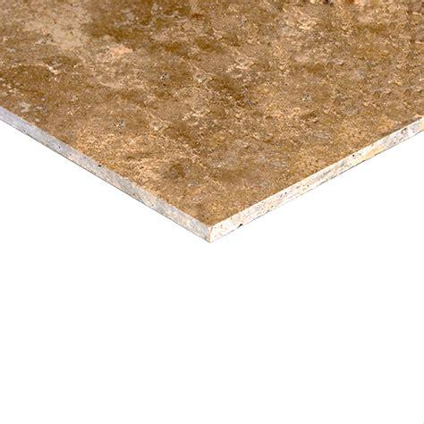 desert blend 18x18 honed travertine tile clearance item