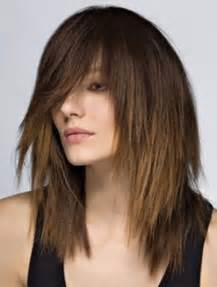 choppy layered with for hair choppy layered hairstyles