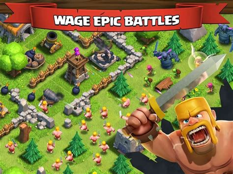 clash  clans  apk android apps