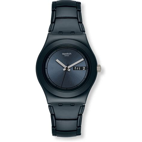 swatch ylb7000ag black thought