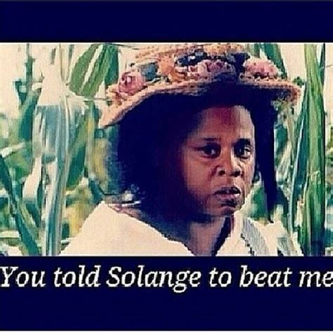 The Color Purple Meme - 15 funniest memes in response to the jay z beyonce and