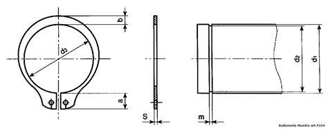 sede seeger anelli elastici seeger