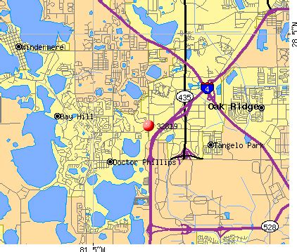 orlando florida zip codes map 32819 zip code orlando florida profile homes