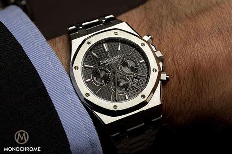SIHH 2012 ? the new Audemars Piguet Royal Oak Chronograph