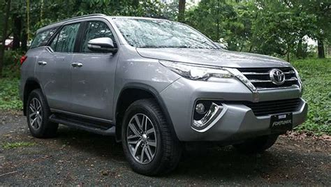 2016 Toyota Fortuner 2 4 Vrz Wagon toyota fortuner 4x2 at philippines reviews specs price