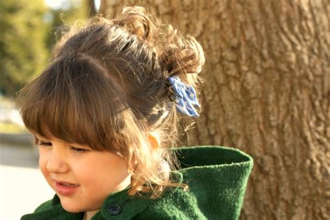 hairstyles for thick baby hair best hairstyles for little girls with short hair