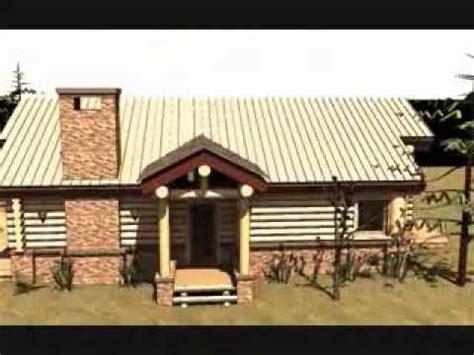 Eagles Nest Log Cabin by The Eagles Nest Log Home Design By Gravitas Log Cabin